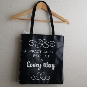 Authentic Disney Parks Mary Poppins Bag